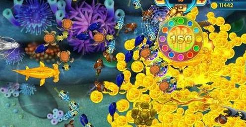 捕鱼来了快速刷金币奖券方法