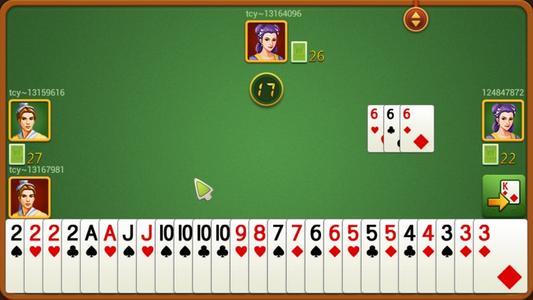 双扣游戏记牌技巧分享