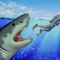 筏生存水下的鲨鱼 v1.0 安卓版
